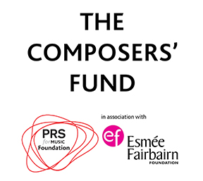 First nine recipients of The Composers' Fund announced!