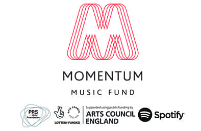 New Momentum grantees and further £1m from Arts Council England