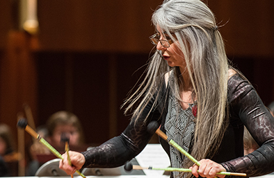 King's Cross and PRS Foundation announce Dame Evelyn Glennie, as its musician in residence
