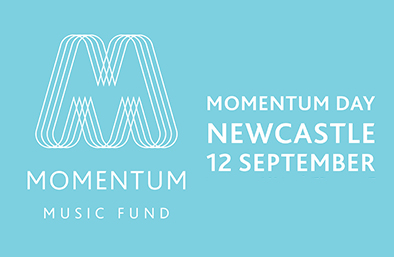 Momentum Day Newcastle: Get funding advice and watch two brilliant Momentum acts live