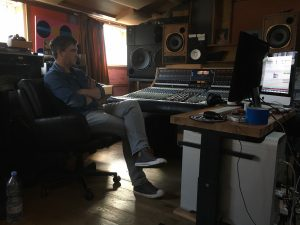 Producer Ian Dowling