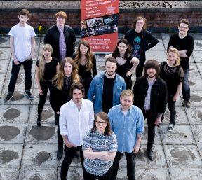Talent Development Partner 2017: Oh Yeah Music Centre