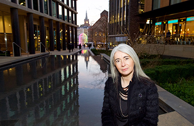 Dame Evelyn Glennie embarks on residency in King's Cross with support from PRS Foundation